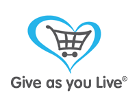 Donate to us as you shop via give as you live